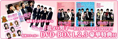 花男本編DVD-BOX