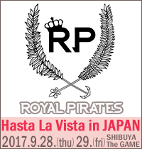 RP Hasta La Vista in JAPAN