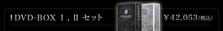 ペ・ヨンジュン主演「太王四神記」DVD-BOX I , II セット