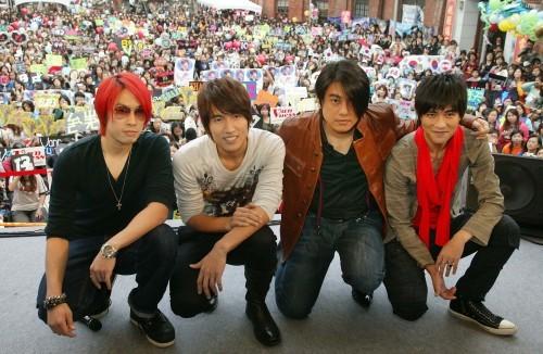 F4の日本コンサート、追加公演決定か