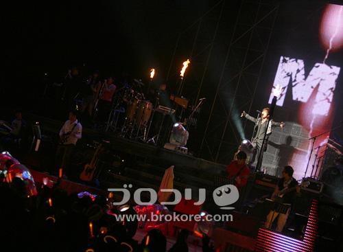 M(イ・ミヌ)単独コンサート「EXPLORE M~2008 M style Japan Live~」