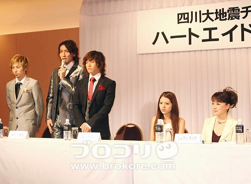 アジアのスターが大集結!四川大地震チャリティコンサート開催へ