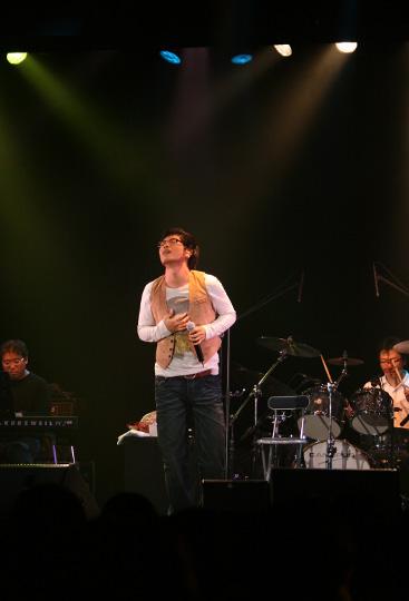韓国バラード歌手ナ・ユンゴン「First Japan Concert」