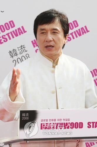 <インタビュー>韓流ウッド広報大使のジャッキー・チェン