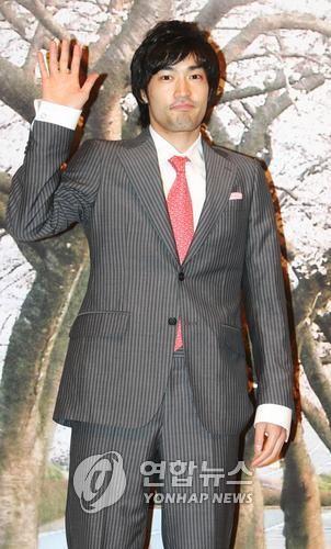 俳優の大谷亮平、韓国での活動を本格化