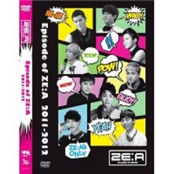 Episode of ZE:A 2011-2012