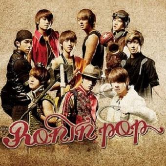 ZE:A主演映画「RONIN POP」オリジナルサウンドトラック