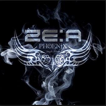 【韓国盤】ZE:A Single「PHOENIX」