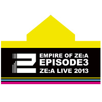 [Empire of ZE:A-episode3-] フード付タオル