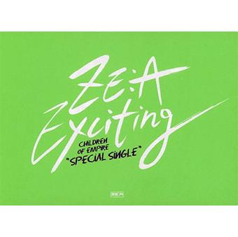 【韓国盤】ZE:A Special Single「Exciting」